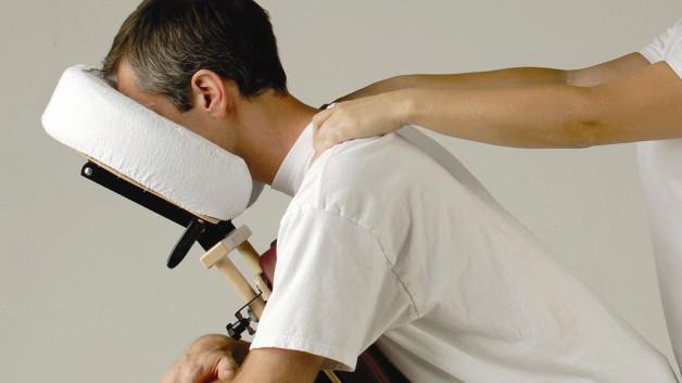 Chair Massage (Massagem de cadeira)
