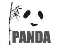 Logotipo Lojas Panda
